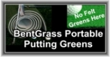 Portable Putting Greens